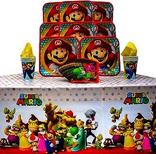 mario hat party city