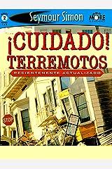 ¡Cuidado! Terremotos (SeeMore Readers) (Spanish Edition) Kindle Edition