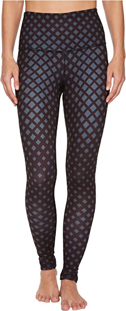 Contoured Tech High-Rise Tights