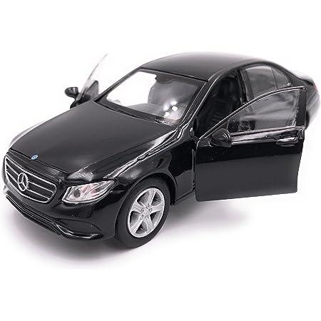H Customs Mercedes Benz E Klasse Modellauto Auto Lizenzprodukt 1 34 1 39 Schwarz Auto