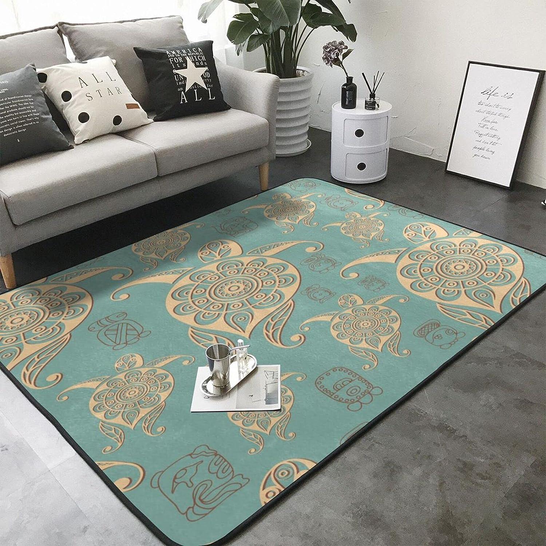 Turtle Rug Bedroom Carpet Living Room Floor Mat Super sale period limited Th Bath Minneapolis Mall Play
