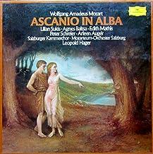 Mozart: Ascanio in Alba [Vinyl Schallplatte] [3 LP Box-Set]