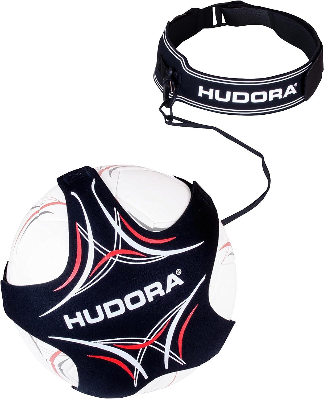 低価格 HUDORA 正規取扱店 Football 75952Rebound Trainer Red One Size Black