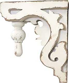Silvercloud Trading Co. Architectural Corbel, Wall Shelf, Bookend - Large 11