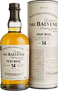Balvenie The 14 Years Old PEAT WEEK Vintage 2003 Whisky 1 x 0.7 l