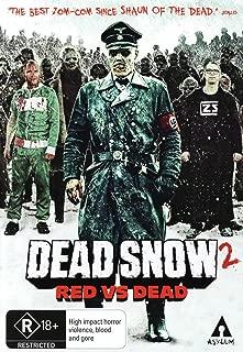 Dead Snow 2 - Red vs Dead DVD