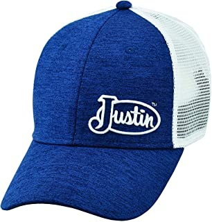 Justin Men's Assorted Logo Ball Cap
