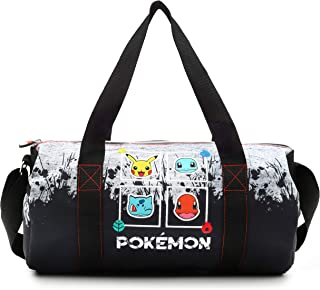 Sac en Bandouli/ère Pikachu 760015203 Famosa Softies