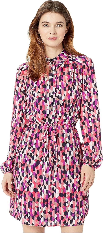 Trina Turk Women's Shirt Dress