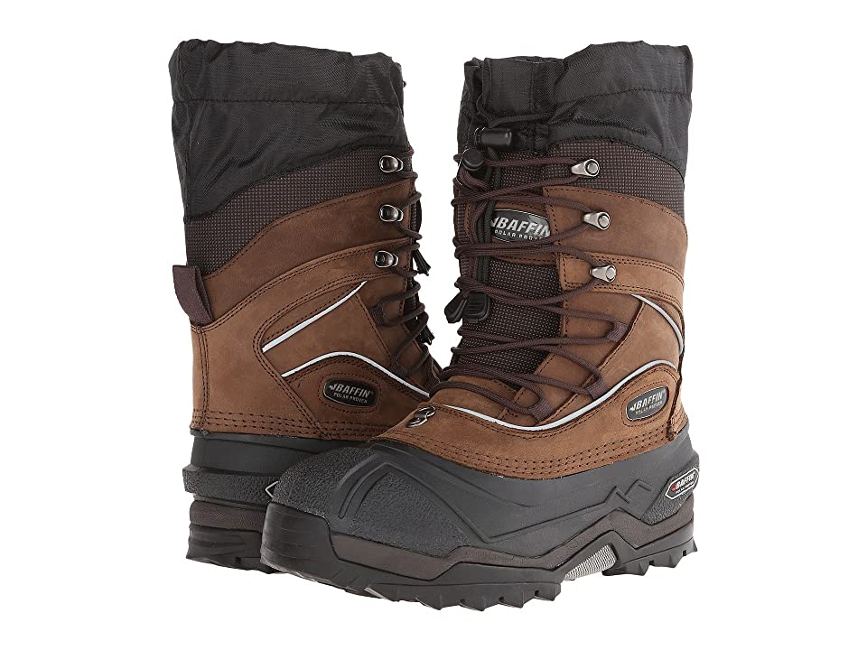 Baffin Snow Monster (Worn Brown) Men