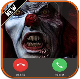 Fake Call From Penny Clown HIHIHI - Free Fake Phone Call ID And SMS - Prank Call Game For Kids 2019