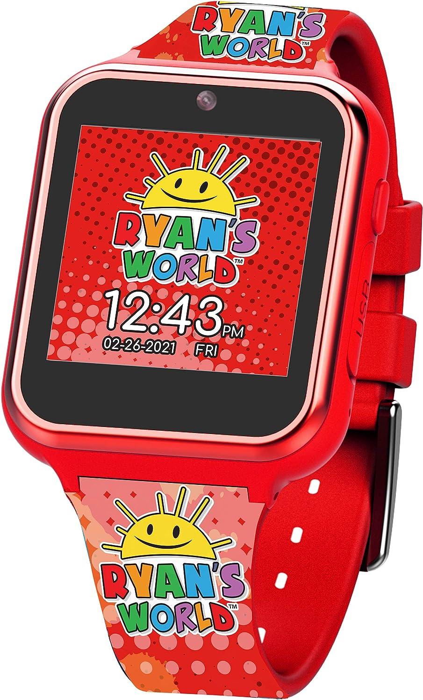 Accutime Touchscreen Interactive Smart Watch