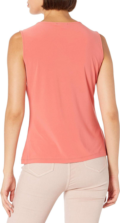 Tommy Hilfiger Women's Gromet Sleeveless-Knit Top