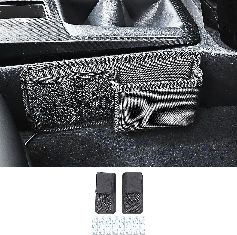 Hoolcar Gear Shift Portable Storage Black fo Pockets Bag Our shop most Max 66% OFF popular