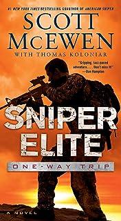 Sniper Elite: One-Way Trip: A Novel (English Edition)