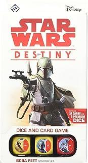 Fantasy Flight Games SWD09 Star Wars: Boba Fett Starter Board Game