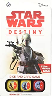 Fantasy Flight Games SWD09 Star Wars: Boba Fett Starter Board Game