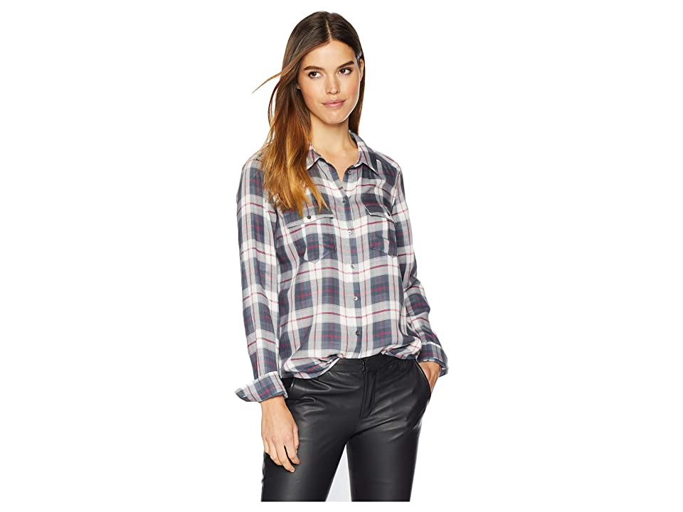 Paige Mya Shirt (Ombre Blue/Cherries Jubilee) Women