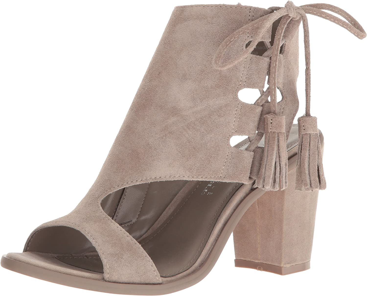 Very Volatile Womens Fastlane Ankle Bootie