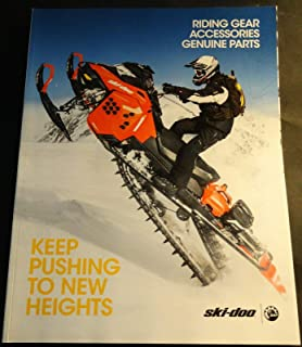 2016 SKI-DOO SNOWMOBILE CLOTHING & ACCESSORIES CATALOG 185 PAGES (513)