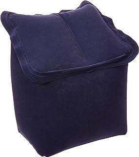 SkyRest® Inflatable Travel Pillow, Portable head neck rest pillow, Patented Design for Plane, Car, Bus, Train