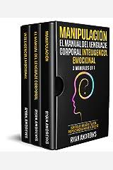 Manipulación   El Manual Del Lenguaje Corporal   Inteligencia Emocional : 3 Manuales en 1: Controla e mejora tu vida proyectándola hacia el suceso (Spanish Edition) Format Kindle