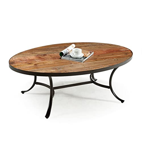 Oval Coffee Tables Amazon Com