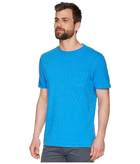 Vintage 1946 Negative Slub Garment Dyed Crew T-Shirt Coastal Blue Cheap Sale Pay With Paypal ufHlax