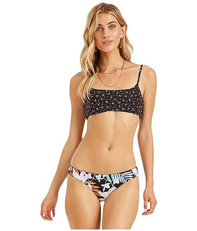 Billabong Tropic Moon Reversible Lowrider Bikini Bottoms