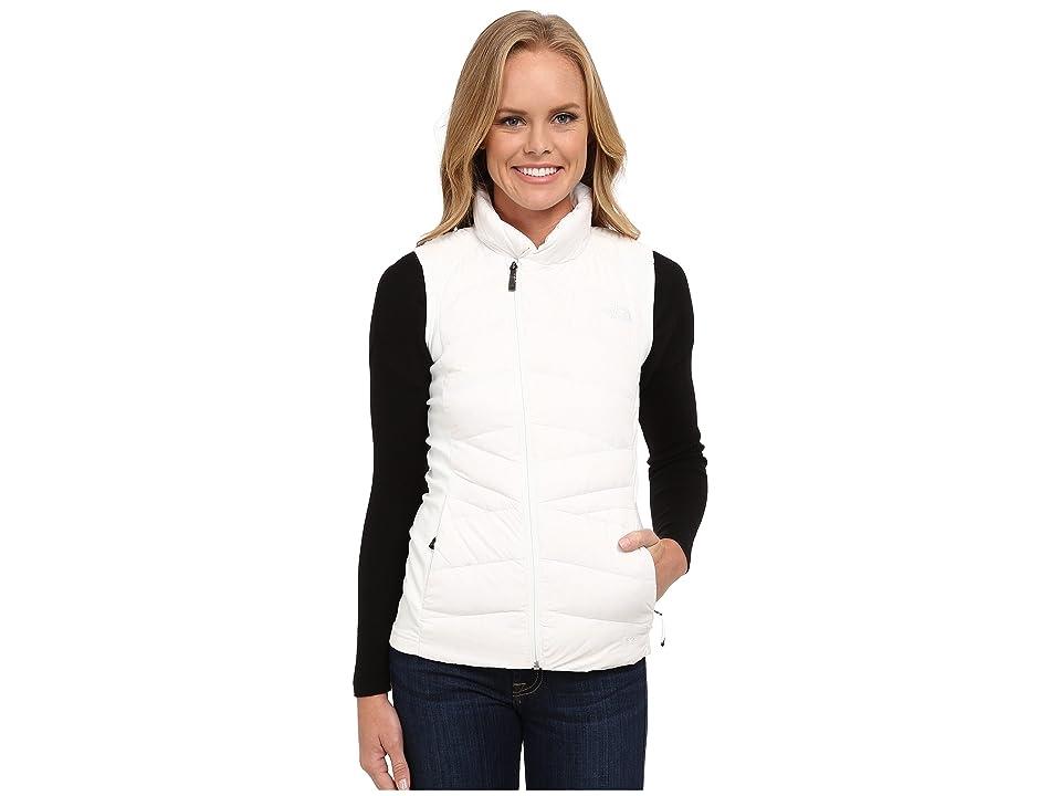 The North Face Lucia Hybrid Down Vest (TNF White (Prior Season)) Women