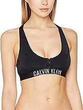 Tommy Hilfiger Zip Bralette-rp Parte de Arriba de Bikini para Mujer