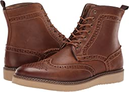 16c44a1cdb7 Steve madden troopa brown leather