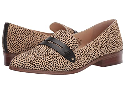 SOLE / SOCIETY Jessica (Cheetah Dot Dotted Haircalf) Women