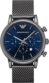 Emporio Armani Dress Watch Analog Display Quartz for Men