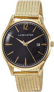 [ランカスターパリ]Lancaster Paris 腕時計 MLP001B/YG/NR MLP001B/YG/NR メンズ 【正規輸入品】