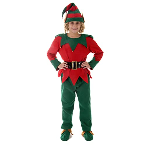 Elf Costume for 3 , 5 Year Old , Small (Costume) Amazon.co