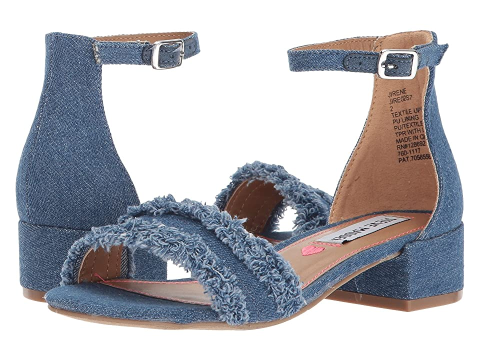 Steve Madden Kids JIrene (Little Kid/Big Kid) (Denim) Girl