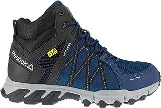 Reebok Men's Trailgrip Work EH Waterproof Internal Metguard Alloy Toe Athletic