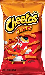 Cheetos Crunchy Cheese Snacks, 8.5 oz