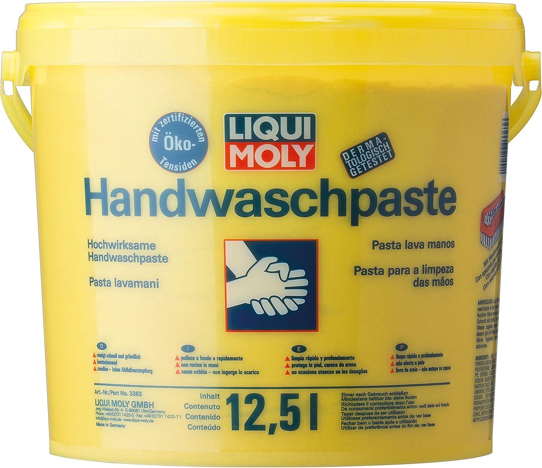 Liqui Moly 3363 Pasta Lavamanos, 12.5 L