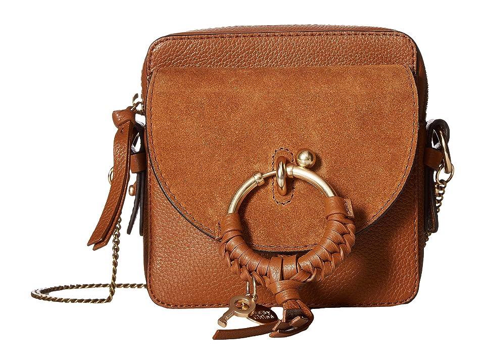e06d4055fed9 See by Chloe Joan Mini Camera Bag (Caramello) Shoulder Handbags