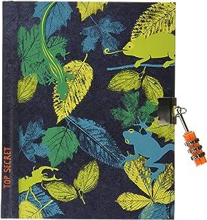 Tagebuch - Nature Zoom - Top Secret (Alben & Geschenke für Kinder)