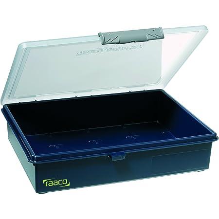 raaco 136198 Surtido 55 4x4-0 Caja, Azul