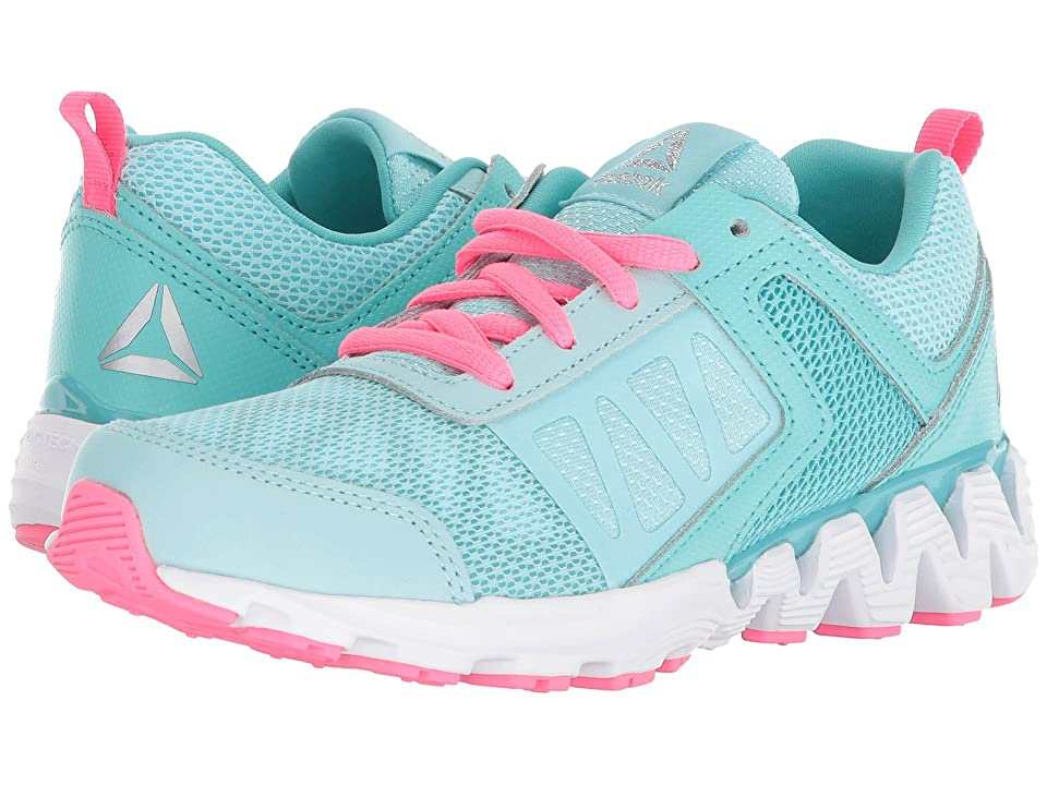 Reebok Kids Zigkick2K18 (Little Kid) (Blue Lagoon/Turquoise) Girls Shoes