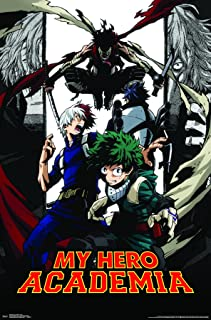 """Trends International My Hero Academia-Stain Wall Poster, 22.375"""" x 34"""", Unframed Version"""
