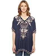 Johnny Was - Egypt Eyelet Poncho
