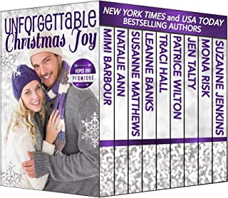 Unforgettable Christmas Joy: Hope and Promises (The Unforgettables Book 20)