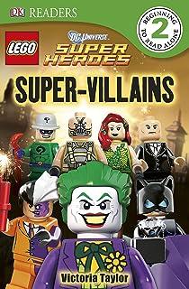 DK Readers L2: LEGO DC Super Heroes: Super-Villains (DK Read