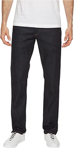 Tommy Jeans Ryan Straight Fit Jeans in Rinse Comfort