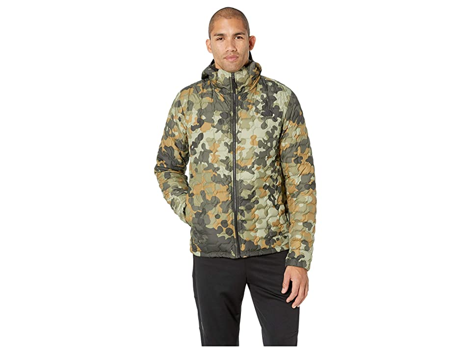 The North Face Thermoball Hoodie (New Taupe/Green Macrofleck/Camo Print) Men